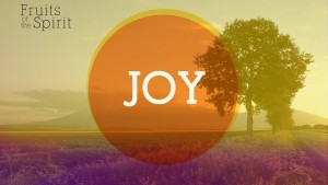 Fruit of the Spirit, Joy