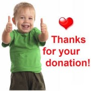 Donor Thanks!