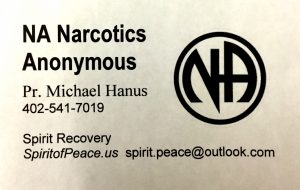 NA Narcotics Anonymous