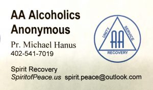 AA Alcoholics Anonymous